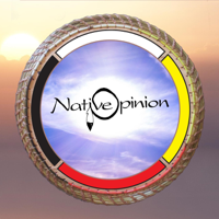 Podcast cover art of Native Opinion Podcast an American Indian Perspective