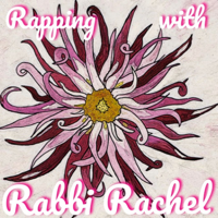Rapping with Rabbi Rachel podcast