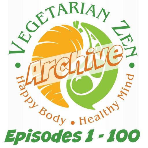 Cover image of Vegetarian Zen Archive (Episodes 1 - 100)