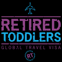 Retired Toddlers / Family Travel Podcast podcast