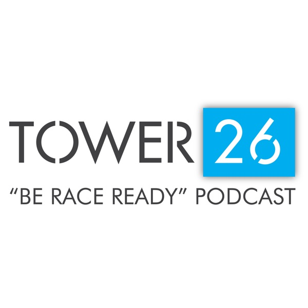 Triathlon Coaching with TOWER 26- Be Race Ready Podcast