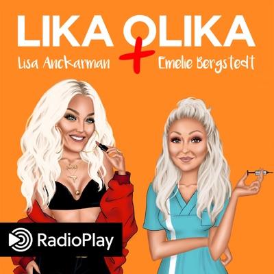 Lika & Olika:RadioPlay