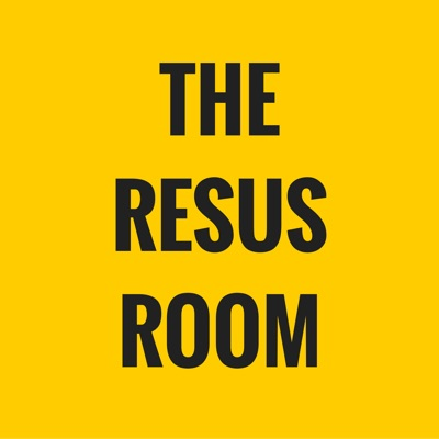 The Resus Room:Simon Laing, Rob Fenwick & James Yates