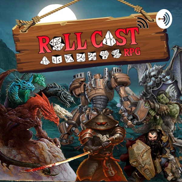 Roll Cast RPG - Áudio dramas
