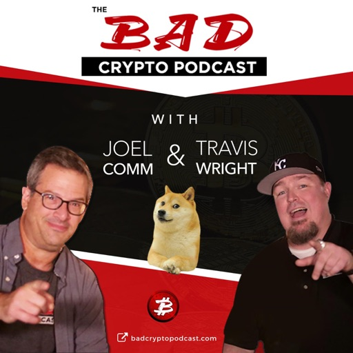 Cover image of The Bad Crypto Podcast