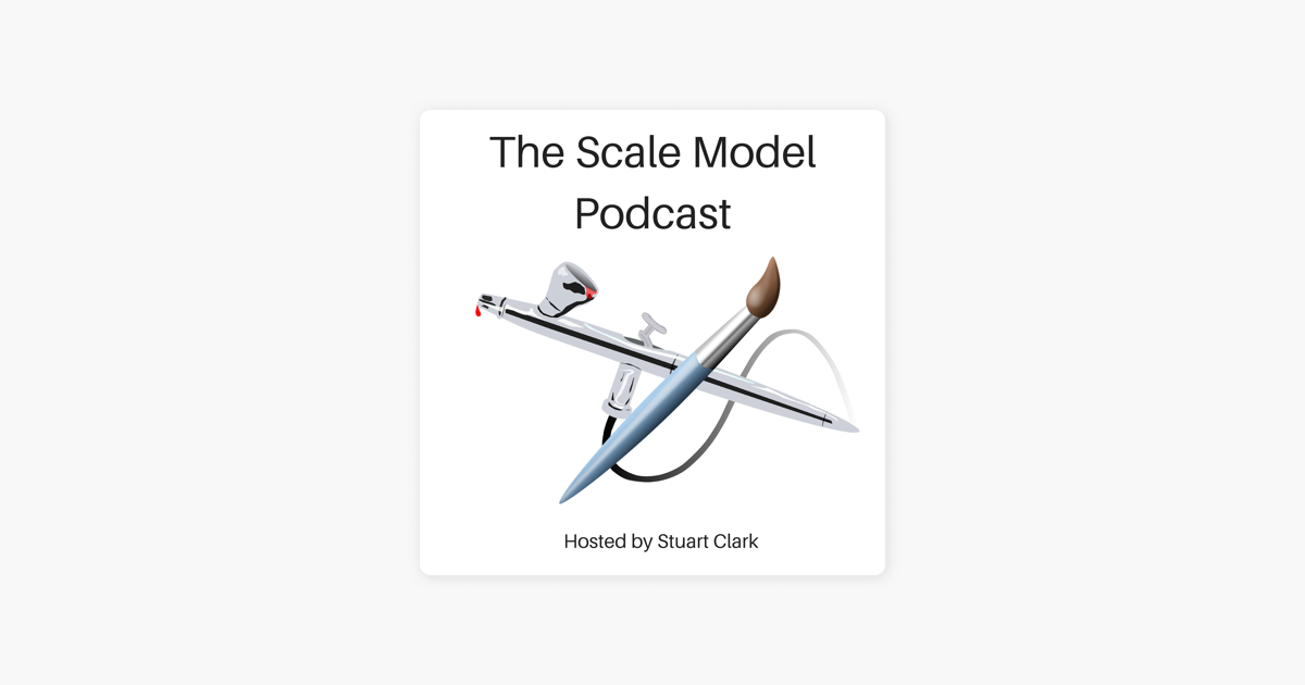 Scale Model Podcast op Apple Podcasts