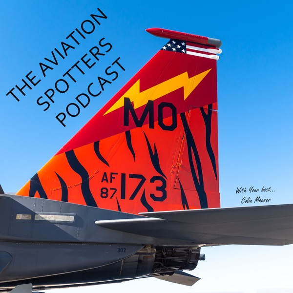 The Aviation Spotters Podcast Artwork