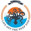 Life off the deep end podcast artwork