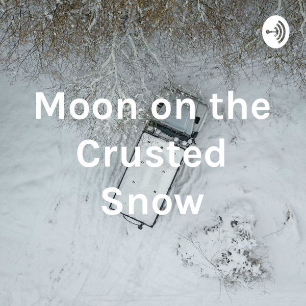 Moon on the Crusted Snow