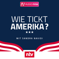Wie tickt Amerika? – Der n-tv Business-Podcast aus New York. podcast