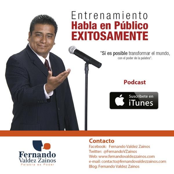 Podcast - Fernando Valdez Zainos