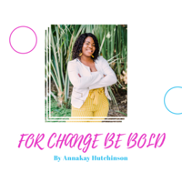For Change Be Bold Podcast podcast