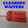 Clearing Waivers artwork