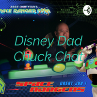 Disney Dad Chuck Chat podcast