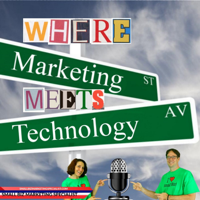 Where Marketing Meets Technology with Stacey and Dave Riska podcast