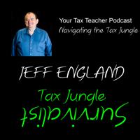 Jeff England podcast
