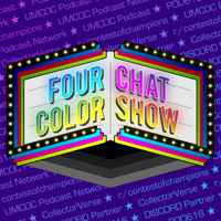Four Color Chat Show podcast