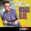 Starving for Attention with Richard and Jazmin Blais artwork