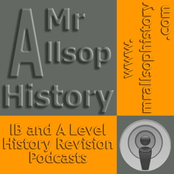 A Level and IB History Revision Guides: Mr Allsop History