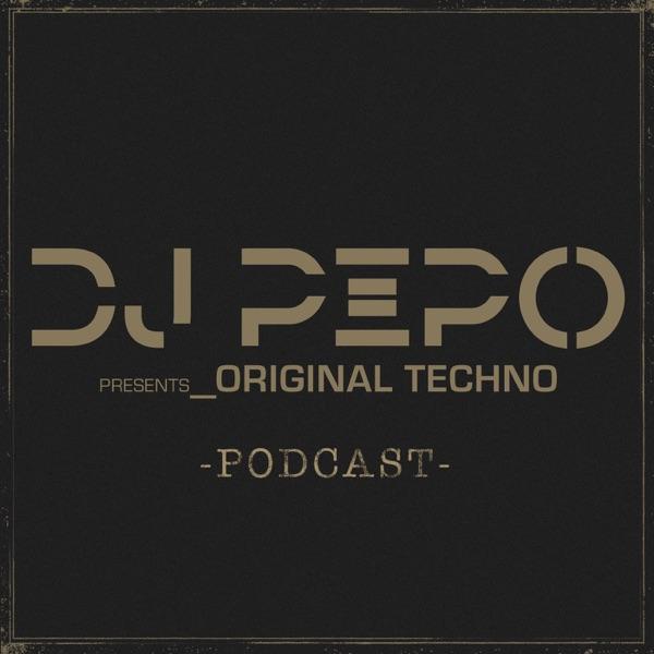 Dj Pepo presents Original Techno