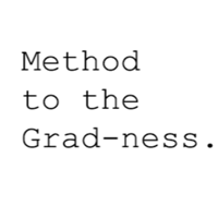 Method To The Grad-ness. podcast