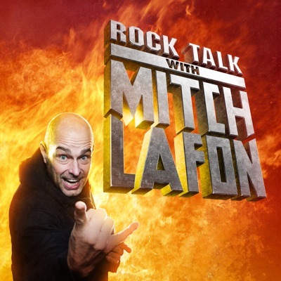 Rock Talk With Mitch Lafon:Rock Talk With Mitch Lafon