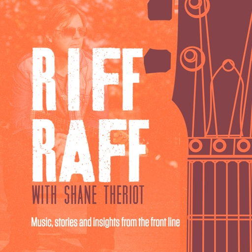 Cover image of The Riff Raff with Shane Theriot