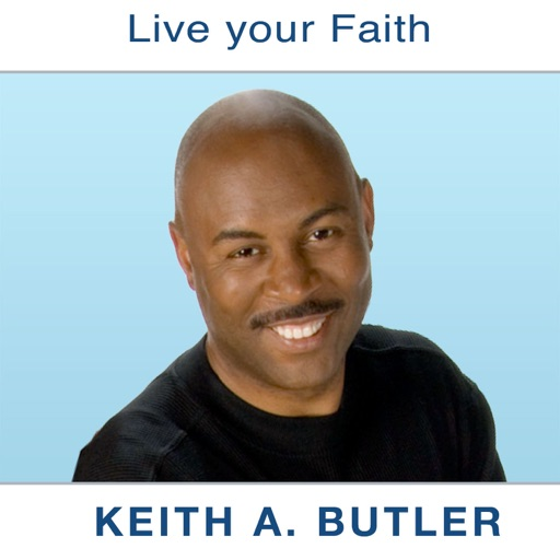 Cover image of Live Your Faith - Audio Podcast
