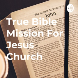 True Bible Mission For Jesus Church: FILL ME UP GOD! NEW EPISODE FOR