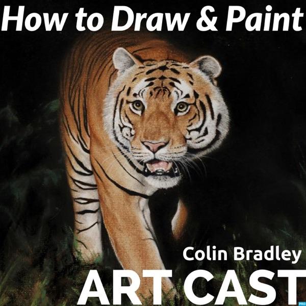 Colin Bradley Art Cast