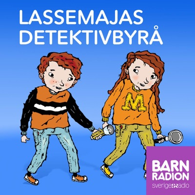 LasseMaja i Barnradion:Sveriges Radio