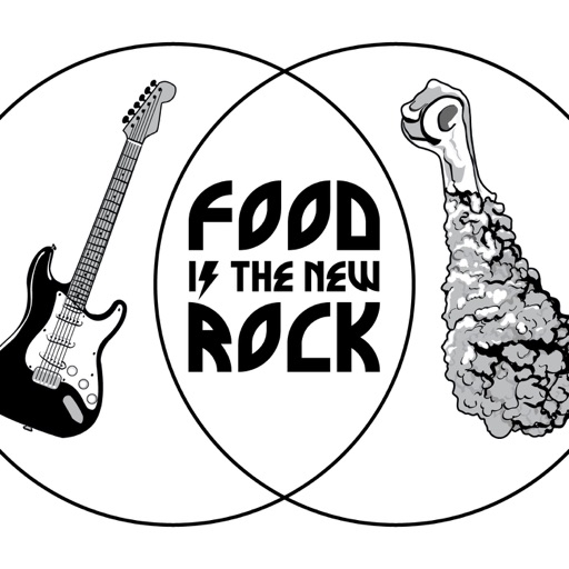 Cover image of Food is the New Rock