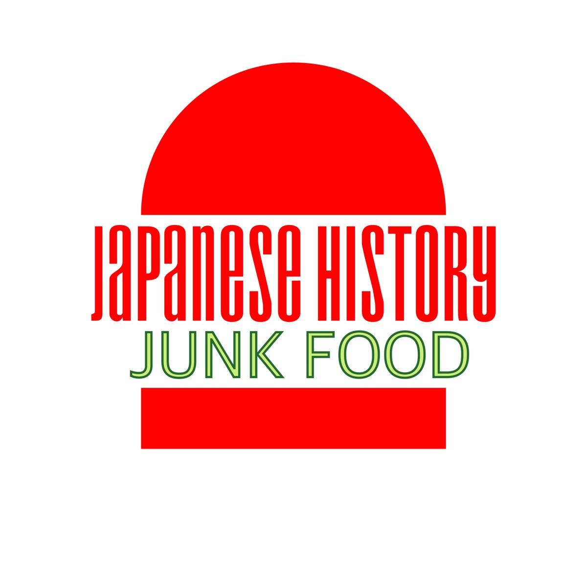 Japanese History Junk Food