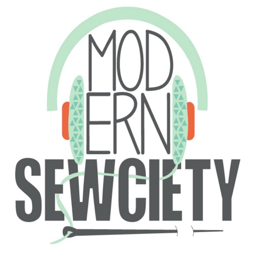 Cover image of Modern Sewciety Podcast