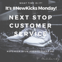 It's all about Customer Service. podcast