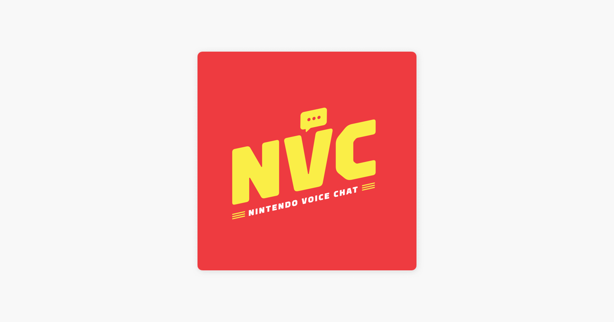 Nintendo Voice Chat On Apple Podcasts