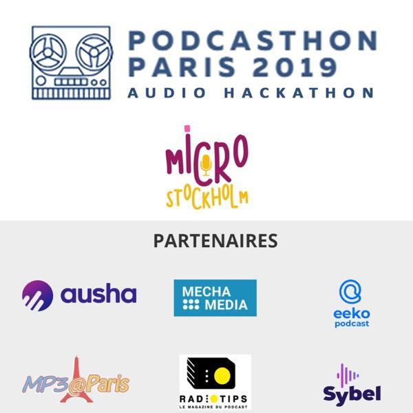 Podcasthon 2019 - les créations du concours en écoute