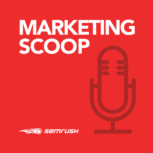 Cover image of Marketing Scoop Podcast