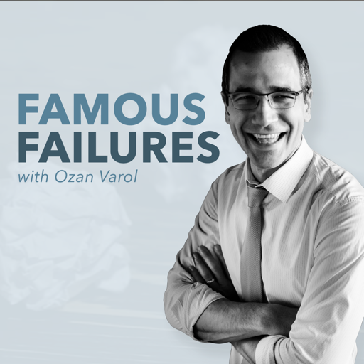 Cover image of Famous Failures
