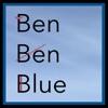 Ben, Ben and Blue artwork