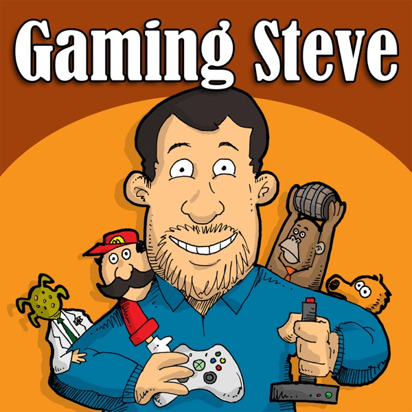 Gaming Steve