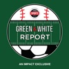 Green and White Report on Impact 89FM artwork