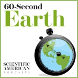 Image of 60-Second Earth podcast