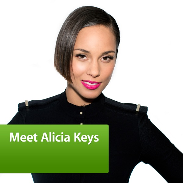 """Meet Alicia Keys: """"The Journals of Mama Mae and LeeLee"""""""