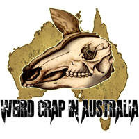 Weird Crap in Australia podcast