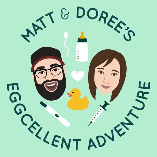 Cover image of Matt and Doree's Eggcellent Adventure: An IVF Journey