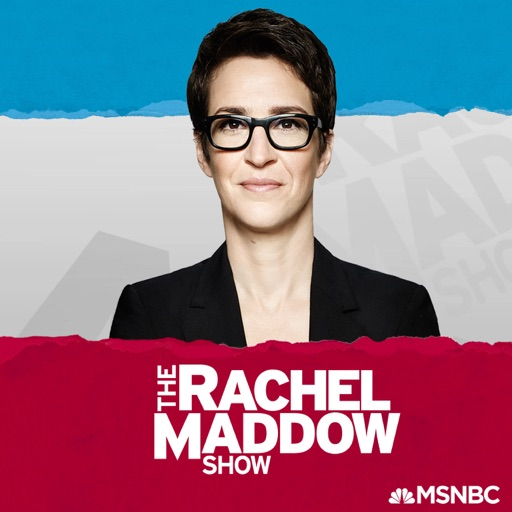 Cover image of The Rachel Maddow Show