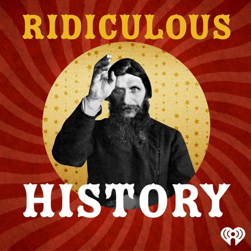 Cover image of Ridiculous History
