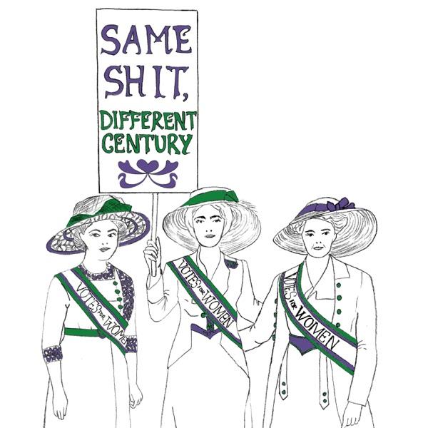 Same Sh!t Different Century