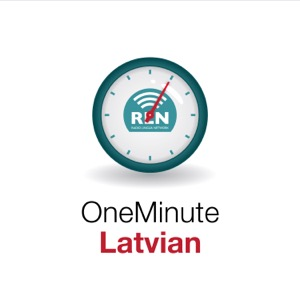 One Minute Latvian